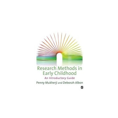 Research Methods in Early Childhood: An Introductory Guide, New Book (9781847875242)