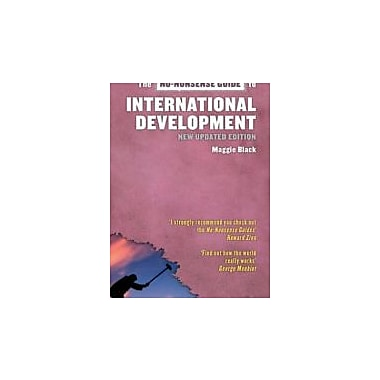 The No-Nonsense Guide to International Development, New Book (9781897071335)