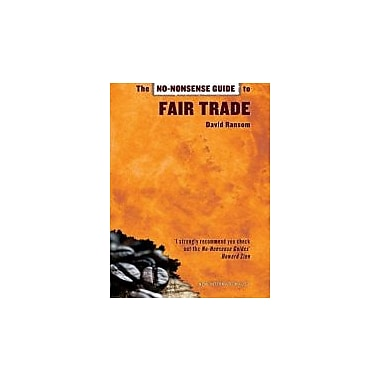 The No-Nonsense Guide to Fair Trade (No-Nonsense Guides), Used Book (9781904456438)