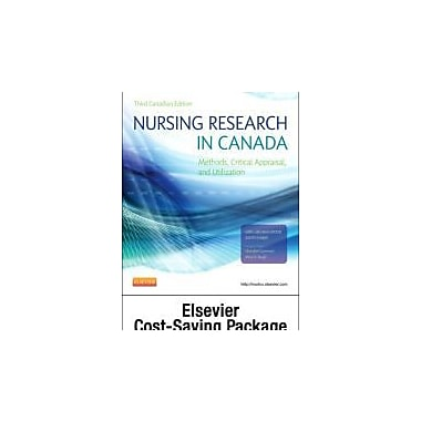 Nursing Research in Canada:Methods & Critical Appraisal for Evidence-Based Practice, New (9781927406168)
