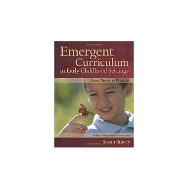 Emergent Curriculum in Early Childhood Settings: From Theory to Practice, Used Book (9781933653419)