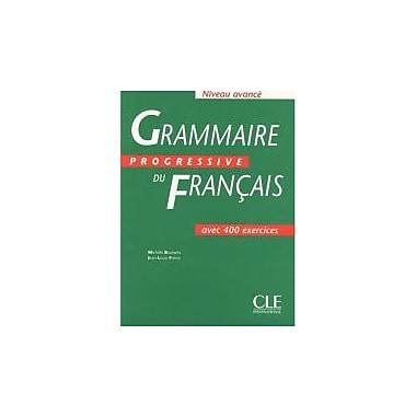 Grammaire Progressive du Francais: Niveau Avanca (French Edition), New Book (9782090338621)