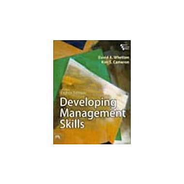 Developing Management Skills (8th Edition) (Eastern Economy Edition), New Book (9788120342101)