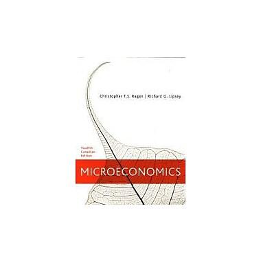 Microeconomics, Twelfth Canadian Edition, Used Book (978B004G1Y2A5)