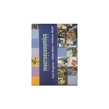 Macroeconomics: Canadian Edition, Used Book, (B005HKVJ44)