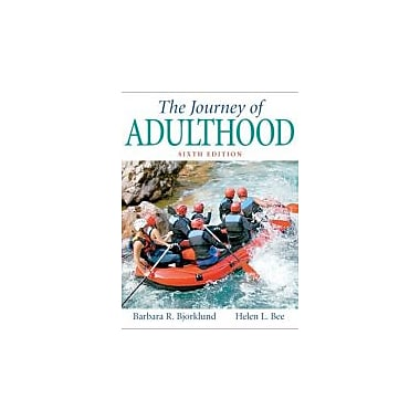 The Journey of Adulthood: 6th (sixth) Edition, Used Book (978B008UYKIZ4)