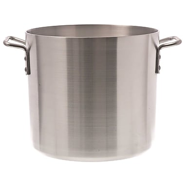 Browne 58 13120, 20 qt Standard Weight Stock Pot