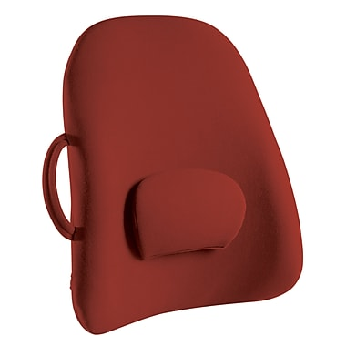 Obusforme Lowback Backrest Support, Burgundy