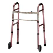 Nova Medical Products Pink Folding Walker
