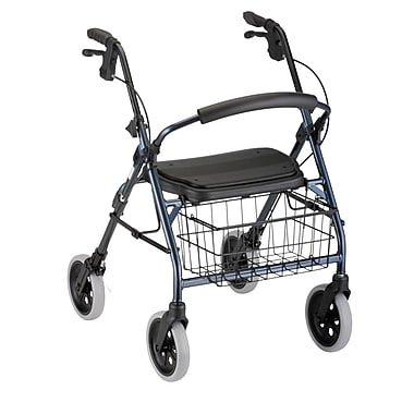 Nova Medical Products Cruiser Deluxe Rolling Walker, 32