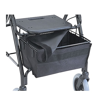 Nova Medical Products Nylon Mack Basket Cover Bag, 19.75