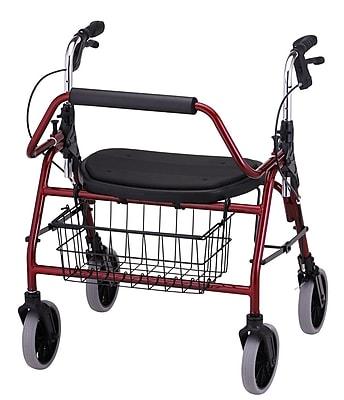 Nova Medical Products Heavy Duty Rolling Walker 27.5