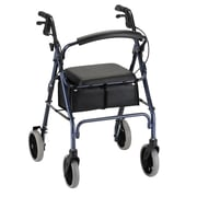 "Nova Medical Products Zoom 24 Rolling Walker 33.5"" x 24"""