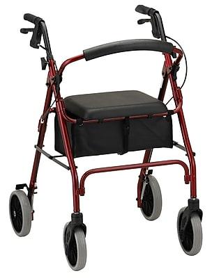 Nova Medical Products Zoom 24 Rolling Walker 33.5