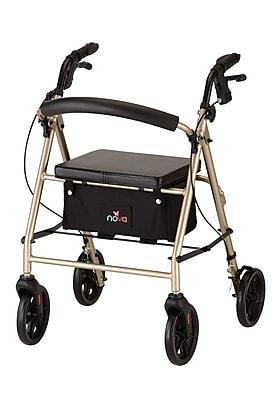 Nova Medical Products Vibe 8 Economy Rolling Walker 36.75