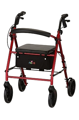 Nova Medical Products Vibe 8 Economy Rolling Walker 36.75