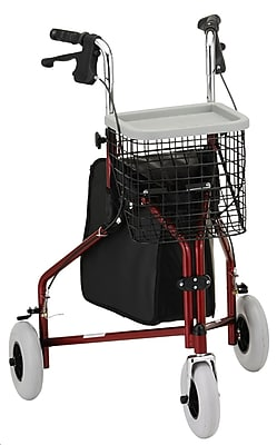 Nova Medical Products 3 Wheel Walker 24