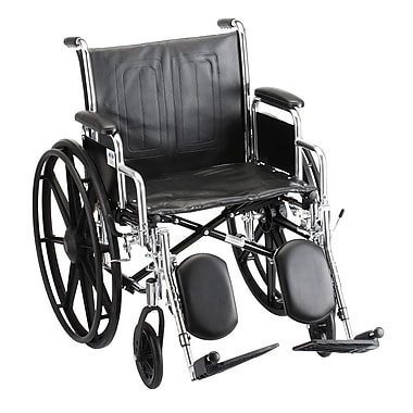 Nova Medical Products Steel Wheelchair 20