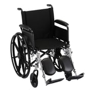 Nova Medical Products Lightweight Wheelchair 18""