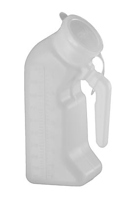 Nova Medical Products Plastic Male Bed Urinal