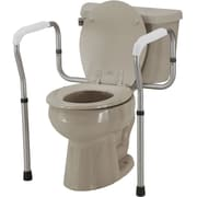 "Nova Medical Products Toilet Safety Rails 21"" x 17"""