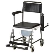 "Nova Medical Products Shower Transport Chair Commode 37.25"" x 22"""