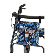 "Nova Medical Products Fabric Hanging Walker Pouch Aloha 17.87"" x 8.06"""