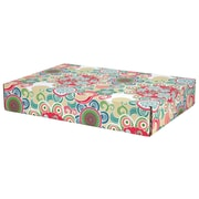 GPP Gift Shipping Box, Lisa Line, Floral Fun