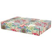 GPP Gift Shipping Box, Lisa Line, Floral Fun