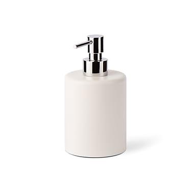 WS Bath Collections Saon Liquid Soap Dispenser; White