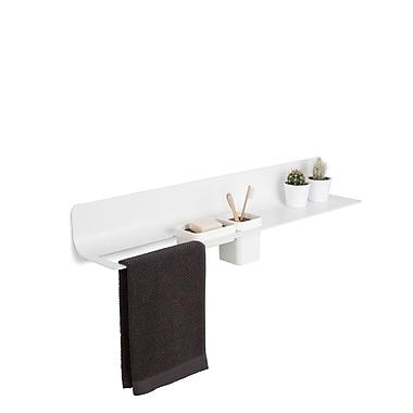 WS Bath Collections Curva Wall Shelf