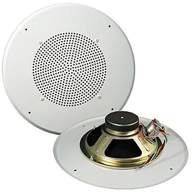 OSD – Haut-parleur audio pour plafond de 8 po avec grille de 12 po