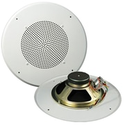 "OSD Audio 8"" Ceiling Speaker with 12"" Grill"