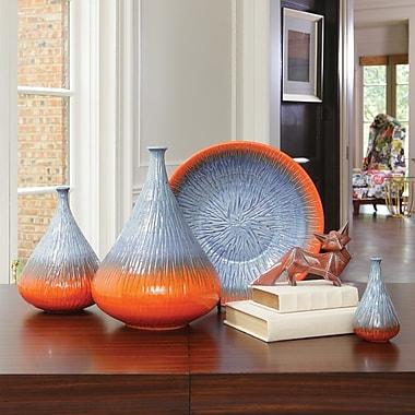 Global Views Vesuvius Vase; Large
