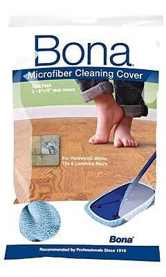 Bona Microfiber Mop Cover (Pack of 2)
