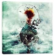 Cortesi Home ''Delirium'' by Mario Sanchez Nevado Graphic Art on Wrapped Canvas