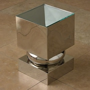 Global Views Squeeze End Table