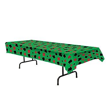 Couverture de table Casino, 54 po x 108 po, paq./2