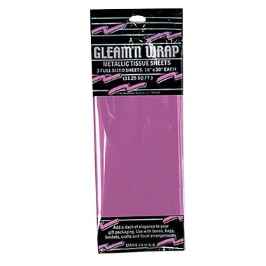 Gleam 'N Wrap Metallic Sheets, 18