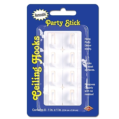 Party Stick Ceiling Hooks, 1