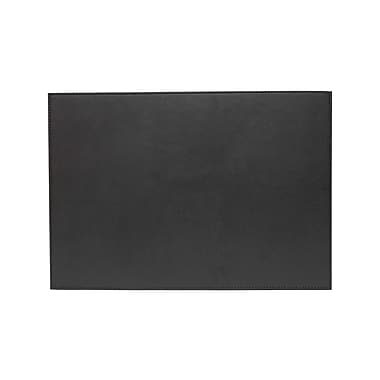 Ashlin® - Sous-main de table Killarney rectangulaire, 16 x 11, noir (PLACE10-00-01)