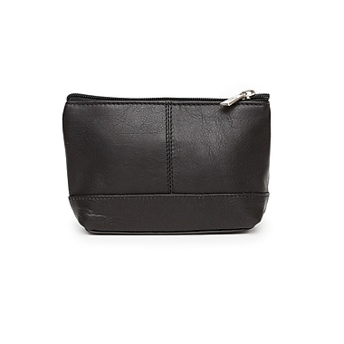 Ashlin® Aubrey Compact Cosmetic Bag, Black