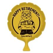 Happy Retirement! Coussin péteur, 8 po, 4/paquet