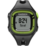 Garmin® Forerunner® 15 Small GPS Running Watch, Green/Black