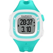 Garmin® Forerunner® 15 Small GPS Running Watch, Teal/White