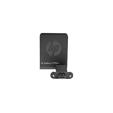 HP Jetdirect 2700w USB Wireless Print Server, WiFi, IEEE 802.11n, USB, (J8026A)