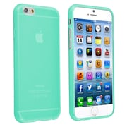 Insten® TPU Case For iPhone 6/6S, Clear Neon Green