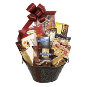 Chocoholics Gift Basket