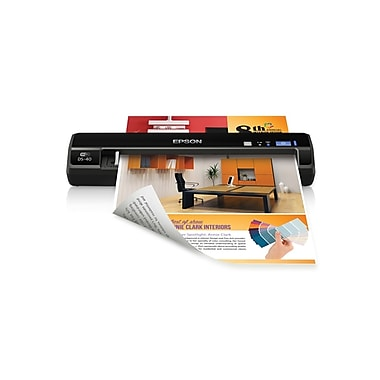 Epson WorkForce DS-40 Color Portable Scanner