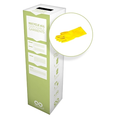 TerraCycle® Disposable Garments Zero Waste Box, 10
